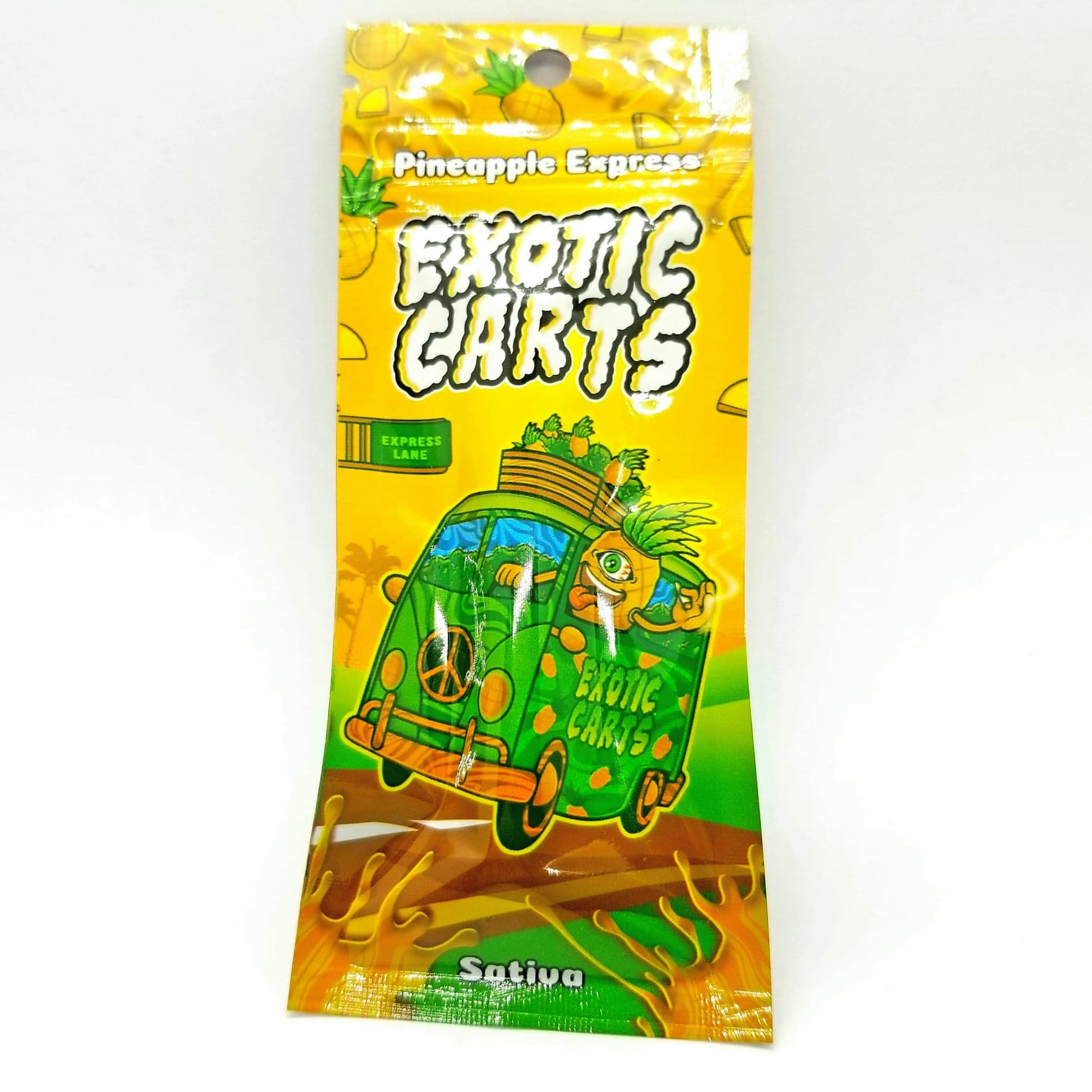 Exotic Carts Pineapple Express
